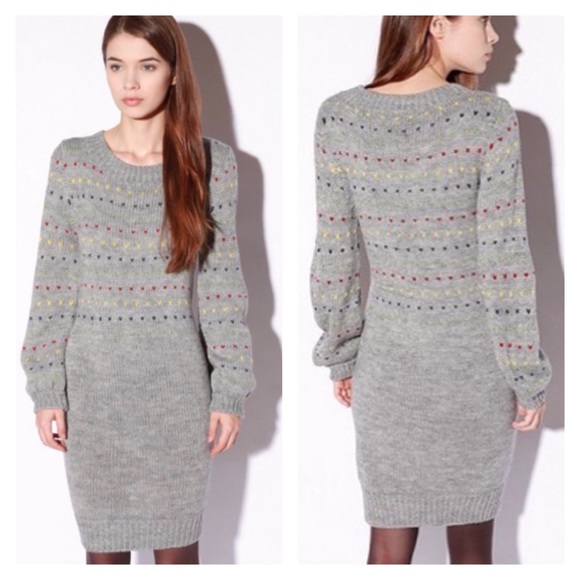 Urban Outfitters Dresses & Skirts - PJ Peter Jensen x Urban Outfitters sweater dress